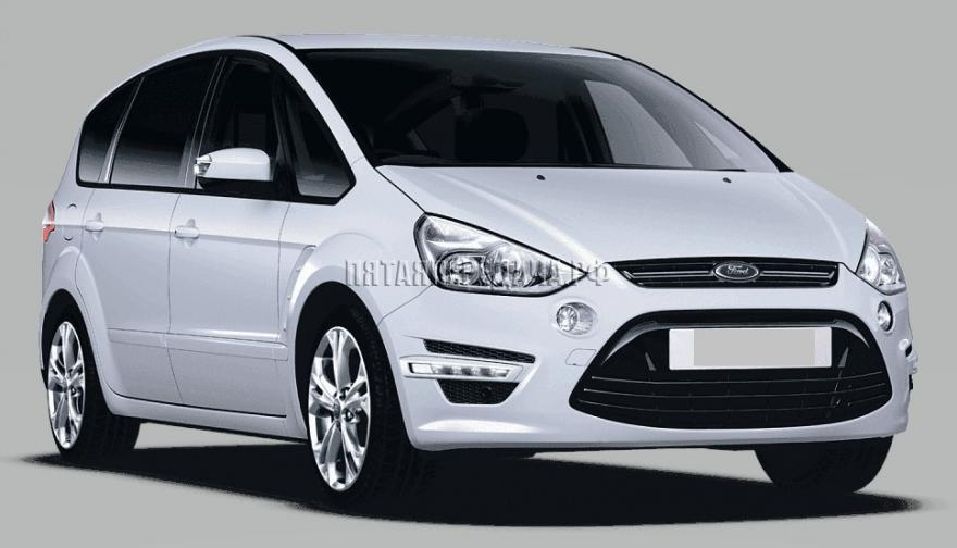 Ford S-Max WS